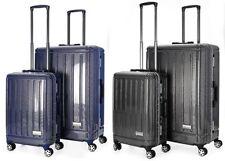 Maletas y equipaje de aluminio