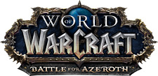Battle For Azeroth - World of Warcraft - Standard Edition - US/NA Region - PC