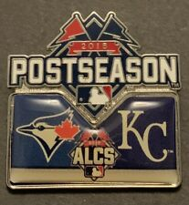 2015 Postseason Toronto Blue Jays vs Kansas City Royals Pin ALCS Lapel Pin
