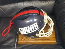 Vintage New York Giants helmet phone