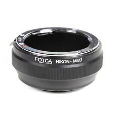 Nikon AI Lente Para Micro 4/3 M4/3 Adaptador para GF6 GF5 G6 GX7 e-p5 e-m5