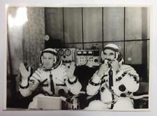 Photo Original Cosmonauts 1978 USSR Cosmodrome Baikonur Space Soviet Program