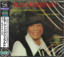 ELLA FITZGERALD-THINGS AIN`T WHAT THEY USED TO BE...-JAPAN SHM-CD C15