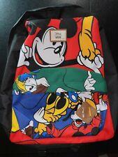 Vans Disney Old Skool II Backpack with Tags Mickey Donald Goofy