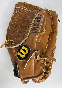 "Vintage 12"" Wilson Snap Action George Brett Signature Model A2124 Baseball Mitt"