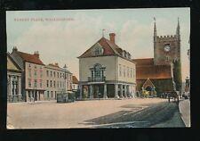 Berkshire Berks WALLINGFORD Market Place 1910 PPC