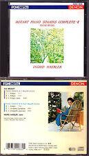 Ingrid HAEBLER: Mozart Piano Sonata k.332 333 DENON JAPAN CD Piano Sonaten vo.2