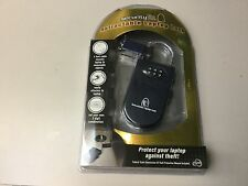 SECURITY DR. RETRACTABLE LAPTOP LOCK, NEW, SEALED