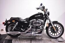 2009 Harley Davidson XL1200 Sportster Low Unregistered JAP Import Black