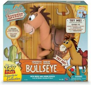 New! Toy Story Signature Collection: Woodys Horse Bullseye