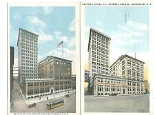 1917 Lot of 2 General Offices Eastman Kodak Rochester New York Postcards NY