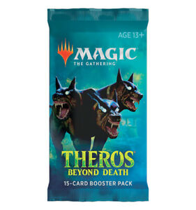 Theros Beyond Death Draft Booster Pack - Magic The Gathering MTG Sealed