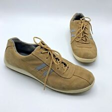 Keds WH01779 Women Tan Suede Lace Up Athletic Sneaker Shoe Size 9M Pre Owned