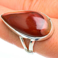 Large Mookaite 925 Sterling Silver Ring Size 8 Ana Co Jewelry R44968F
