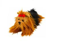 Suki Baby Girl Boy Kids Cuddly Dog Classic Soft Toy Yorkshire Terrier 30cm
