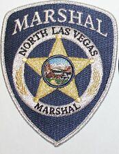 NORTH LAS VEGAS MARSHAL Nevada NV Police patch