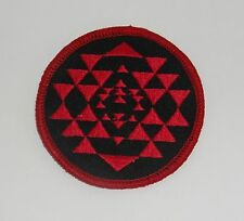 Battlestar Galactica Red Colonial Warrior Uniform/ Costume Patch / Logo