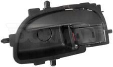 12-18 PRIUS C, YARIS    INTERIOR DOOR HANDLE LEFT HAND TEXTURED BLACK  96850