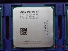 AMD Opteron 3320 EE 1.9GHz Quad Core CPU OS3320SJW4KHK (Lot of 2) #TQ1460
