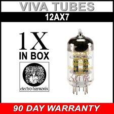 Brand New In Box Electro-Harmonix 12AX7 Vacuum Tube Authorized Dealer FREE SHIP