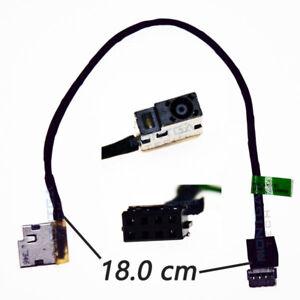 Câble connecteur de charge HP 17-E076SF DC IN Power Jack alimentation
