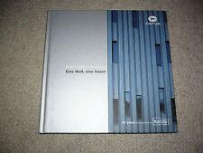 Fimengeschichte Kalzip 40 Jahre, Eine Welt, eine Vision Metalldächer + Fassaden