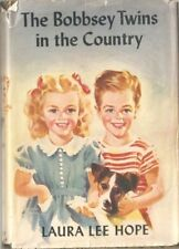 The Bobbsey Twins in the Country by Laura Lee Hope  DJ