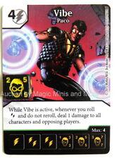 DC Comics VIBE Paco #103 Justice League Dice Masters card Wizkids
