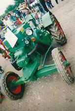 Oldtimer Traktor Foto ca. 10 x 15 cm Sammlungsauflösung - ds957a