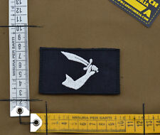 "Ricamata / Embroidered Patch ""Thomas Tew Pirate"" with VELCRO® brand hook"