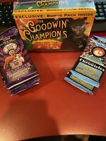 2019-20 Panini Illusions Chronicles Fat Packs And Goodwin Champions Mega Box