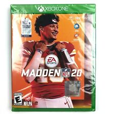 Madden NFL 20 Video Game for Xbox One NEW