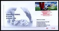 Fußball. WM-2006, Deutschland. FDC. Mexiko 2006
