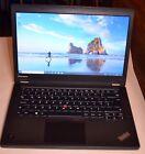 Lenovo Thinkpad T440p Core I5-4300m 120gb Ssd 16gb Ram Intel Hd 4600 Web Win10