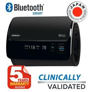 Omron HEM-7600T Upper-Arm Smart Elite Bluetooth Blood Pressure Monitor Warranty