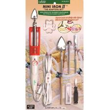 """Clover Mini Iron II """"The Adapter Set"""" For Sewing Quilting & Crafting #9101"""