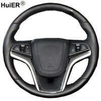Hand Sewing Car Steering Wheel Cover For Chevrolet Malibu 2011-2014 Volt 11-2015