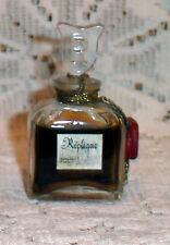 Vtg Raphael Paris Replique Parfum(?) 1/2oz Factory Sealed Some Evap No Box