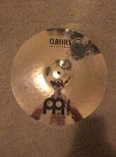 "*Used* Meinl Classic Custom 16"" Medium Crash Cymbal Brilliant Finish"