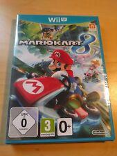Mario Kart 8 Wii U scellé sous blister officiel Nintendo PAL