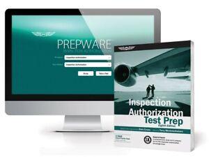 Inspection Authorization Test Prep Bundle - 2021