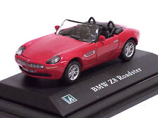 BMW Z8 ROADSTER ROSSO - Scala 1:87 - CON BOX
