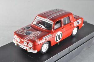 "JK602 Solido ""PUB"" 1:43 Renault R8 Gordini ""GAZOLINE"" Edition Limitée"