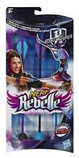 Nerf Rebelle Secrets & Spies whistling arrows x 3 refill pack