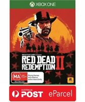 Red Dead Redemption 2 Xbox One - Brand New & Sealed (Pre-Order Now)