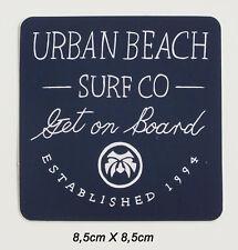 Urban Beach Surf Surfing Aufkleber Sticker (S138)