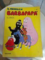 Rarissimo giornalino di Barbapapà il mensile giugno 1977 da collezione 30 Pagine