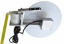SKIMPY 360 PLUS 12 INCH DISK OIL SKIMMER FOR CNC/MILLS, LATHES  - Made in USA