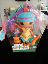 LaLaLoopsy Feather Tell-a-tale Doll Boxed New