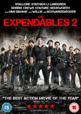 The Expendables 2 DVD 2012 - Jason Statham - New and Sealed